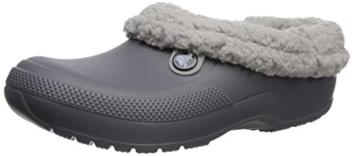 Crocs Blitzen III Clog, Charcoal/Light Grey