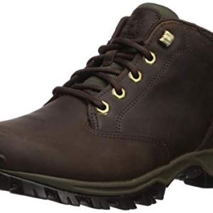Timberland Men's Mt. Maddsen Waterproof Chukka Boot, Dark Brown Full Grain, 115M M US