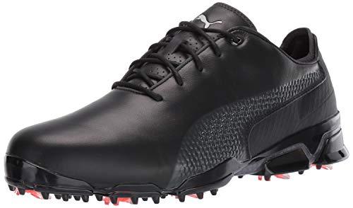 Puma Golf Men's Ignite PROADAPT Golf Shoe, Puma Black-Dark Shadow