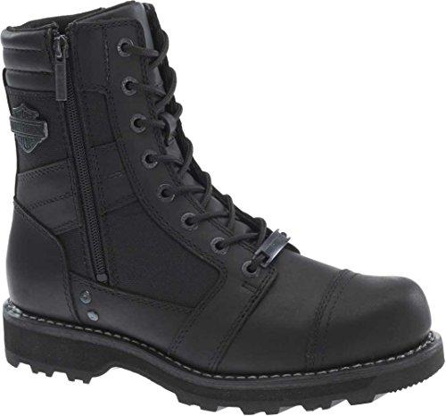 Harley-Davidson Men's Boxbury Work Boot, Black