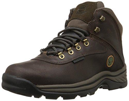 Timberland White Ledge Men's Waterproof Boot,Dark Brown