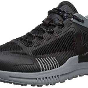 Under Armour Men's Verge 2.0 Low GORE-TEX, Black