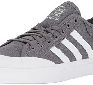 adidas Originals Men's Matchcourt Running Shoe, Grey Four/White/Gum