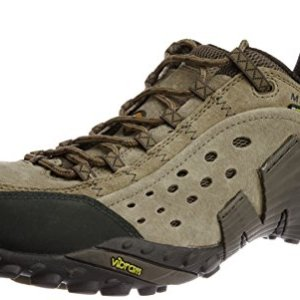 Merrell Men's Intercept Fashion Sneaker, Taupe, 9 M US