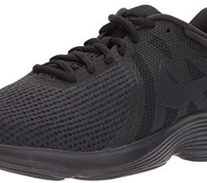 Nike Men's Revolution 4 Running Shoe, black/black