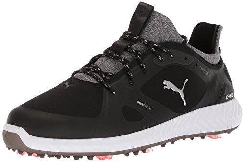PUMA Golf Men's Ignite Pwradapt Golf Shoe Black