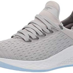 New Balance Men's Lazr V2 Fresh Foam Running Shoe, rain Cloud/Castlerock, 9 D US
