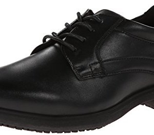 Nunn Bush Men's Sherman Slip-Resistant Work Shoe Oxford