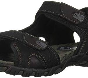 Nunn Bush Men's Rio Bravo Three Strap Outdoor Sport River Sandal