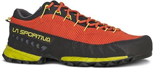 La Sportiva Mens Approach Climbing Shoes, Spicy Orange