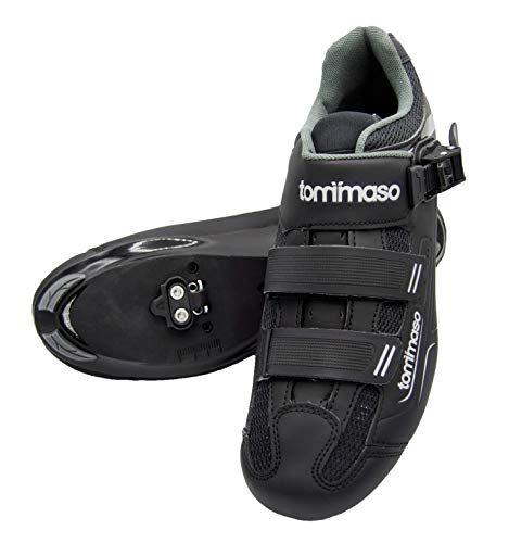 tommaso Strada Dual Cleat Compatible Spin Class Ready Bike Shoe