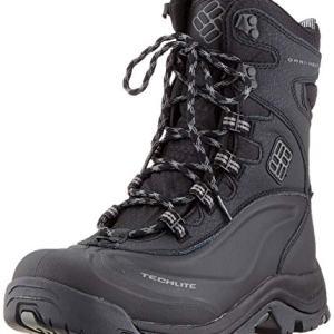 Columbia Men's Buga Plus III OH Snow Boot, Black/Charcoal