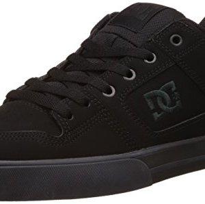 DC Men's Pure Shoes, Black/Pirate Black, 10.5 D US