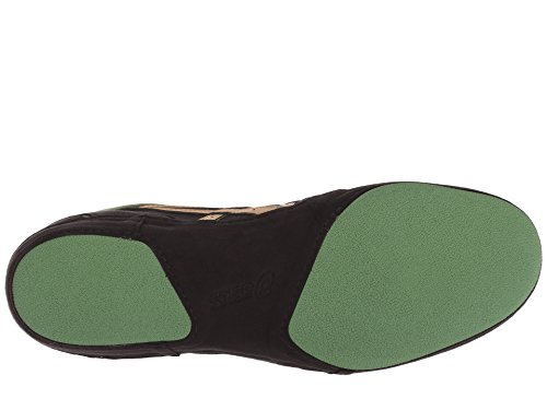 ASICS International Lyte Men's Wrestling Shoes, Black/Caravan ASICS International Lyte Men's Wrestling Shoes, Black/Caravan, Size 10.5.