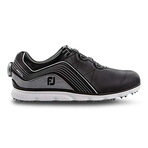 FootJoy Men's Pro/SL Boa Golf Shoes Black