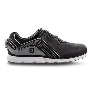 FootJoy Men's Pro/SL Boa Golf Shoes Black