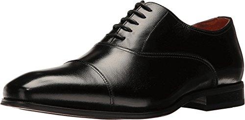 Florsheim Men's Corbetta Cap Toe Oxford Black Smooth