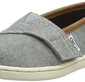 TOMS Kids Seasonal Classics (Infant/Toddler/Little Kid) Frost Grey