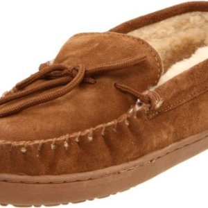 Bearpaw Kids' Moc Slippers Hickory