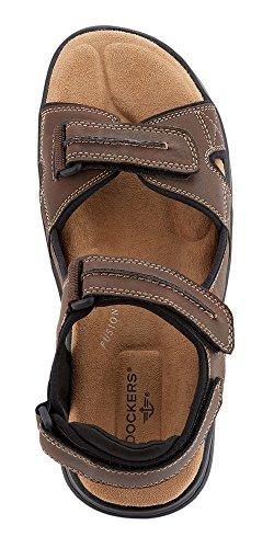 Dockers Men's Newpage Sporty Outdoor Sandal Shoe,Briar Dockers Men's Newpage Sporty Outdoor Sandal Shoe,Briar, 10 M US.