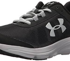 Under Armour Kids' Grade School Rave 2 Sneaker,Black