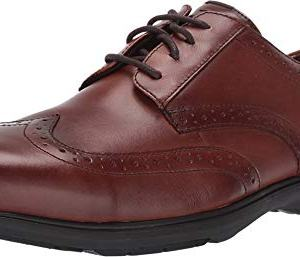 Florsheim Work Men's Loedin Lace-Up Brown