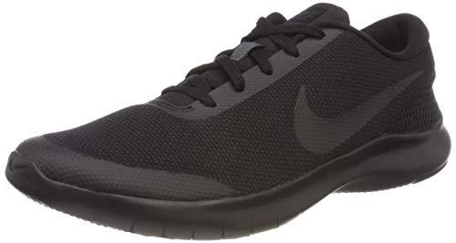 Nike Men's Flex Experience Run 7 Shoe, Black/Black-Anthracite