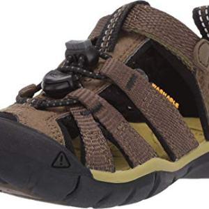 KEEN Unisex Seacamp II CNX Water Shoe, Dark Olive/Black