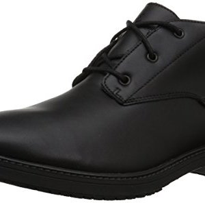 Emeril Lagasse Men's Ward Food Service Shoe, Black