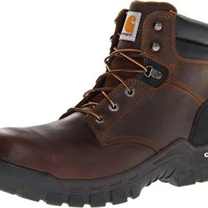 "Carhartt Men's 6"" Rugged Flex Waterproof Breathable Composite Toe Leather"