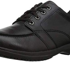 Nunn Bush Men Stefan Food Service Shoe Black