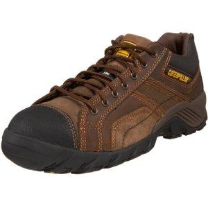 Caterpillar Men's Argon Composite-Toe Lace-Up Work Boot