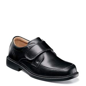 Florsheim Kids Boys' Berwyn Jr II Oxford, Black
