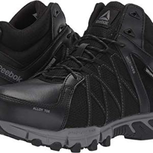 Reebok Work Men's Trailgrip Work Black/Grey