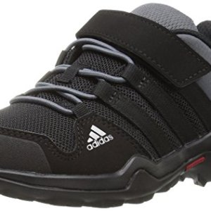 adidas outdoor Kids' Terrex Hiking Boot, Black/Black/Onix