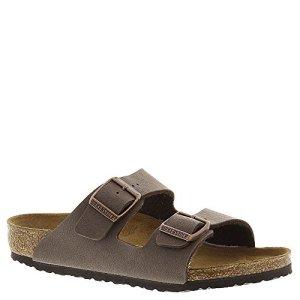 Birkenstock Arizona Birko-Flo Mocha Birkibuc Sandals
