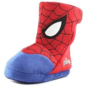 Favorite Characters Baby Boy's Spiderman Slipper Boot