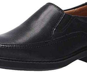 Florsheim Kids Boys' Bogan Jr II Loafer, Black