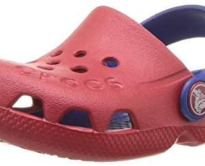 Crocs Electro Clog, Pepper/Cerulean Blue