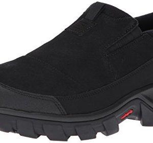 Salomon Men's Snowclog Snow Shoes, Black