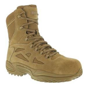 "Reebok Work Rapid Response RB 8"" Composite Toe Men's Boot"