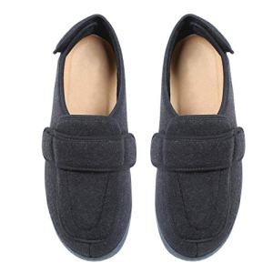 Foamtreads Men's Extra-Depth Wool Slippers