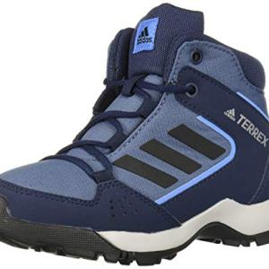 adidas outdoor Kids' Hyperhiker Hiking Boot, Tech Ink/Black/col Navy