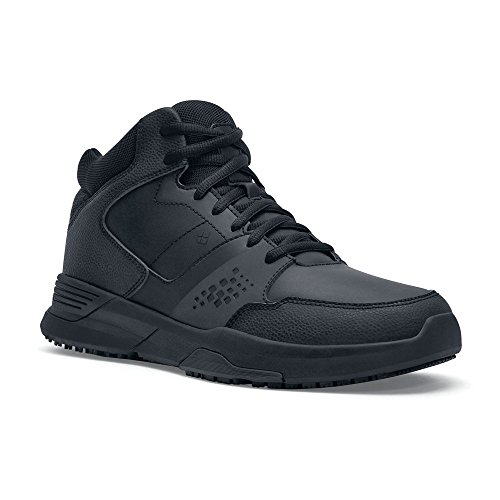Shoes for Crews Mens Hart Athletic-Sneaker High Slip Resistant