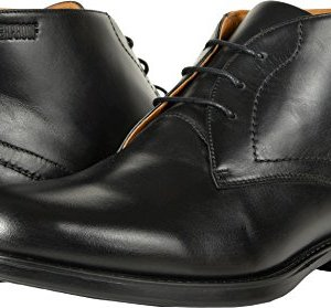 Florsheim Men's Midtown Waterproof Chukka Boot Black Smooth