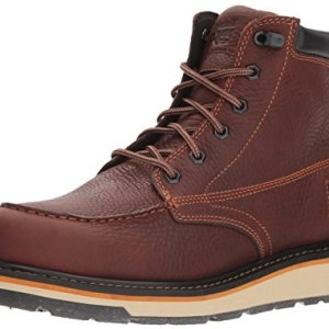 Timberland PRO Men's Gridworks Moc Soft Toe Waterproof Industrial Boot