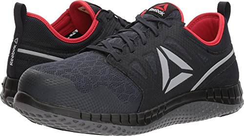 Reebok Work Men's Zprint Work Navy/Red/Grey