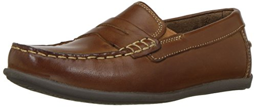 Florsheim Kids Boys' Jasper Driver, Saddle Tan