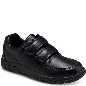 Hush Puppies Kids' Unisex Jace Oxford, Black