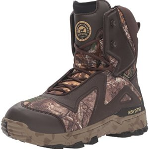 Irish Setter Men's Vaprtrek Gram Hunting Boot, Realtree Xtra